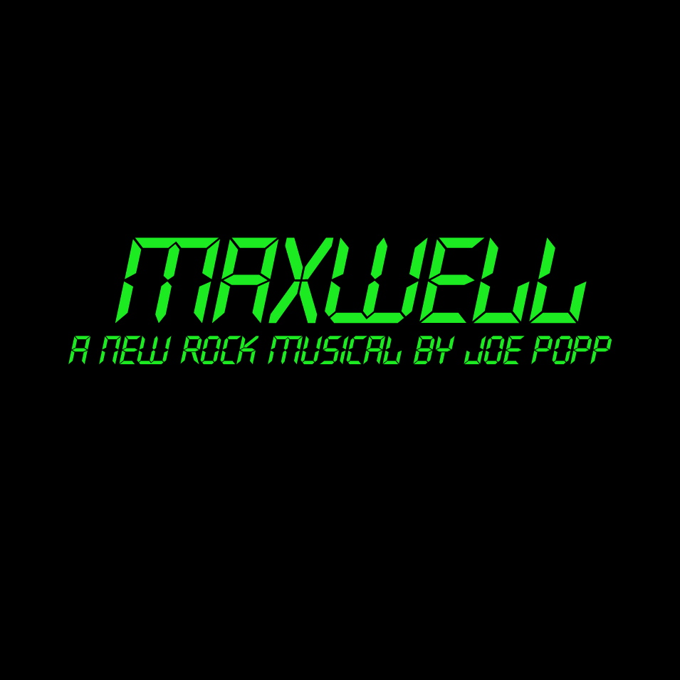 Maxwell Cover