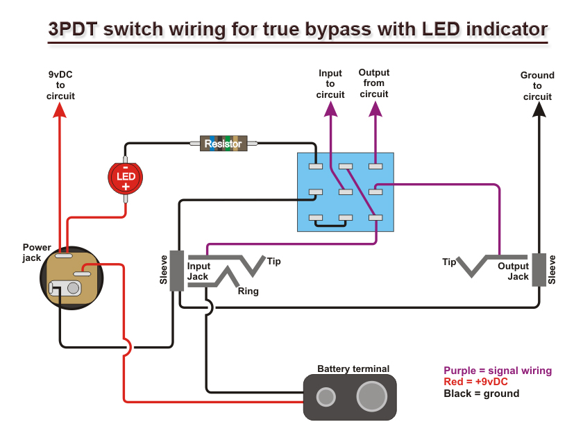 3pdt relay wiring change your idea wiring diagram design • index of pedals cjod 3pdt relay schematic 3pdt contacts